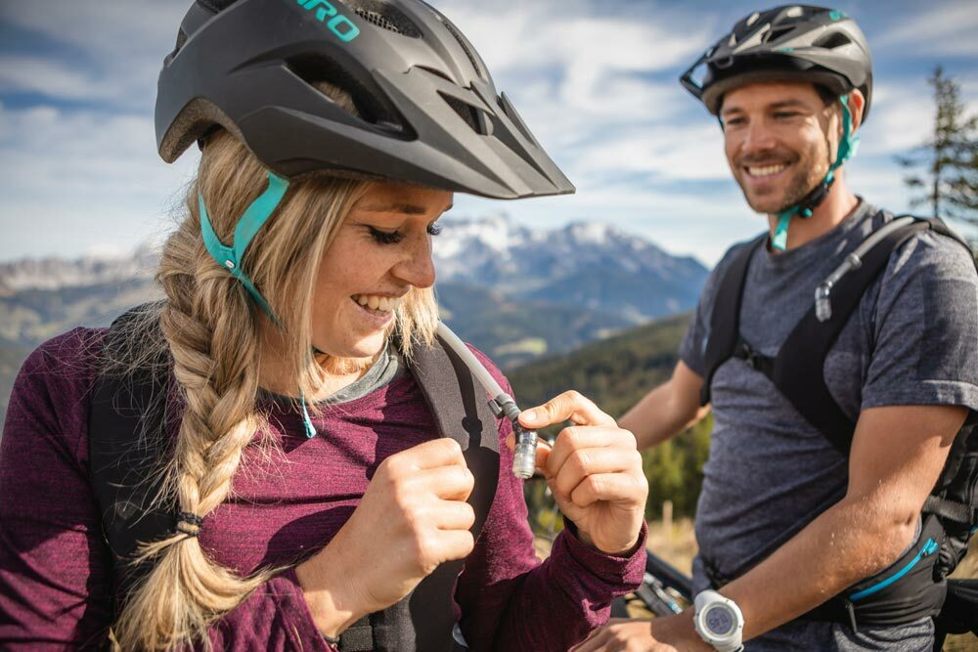 bike mountain equipment