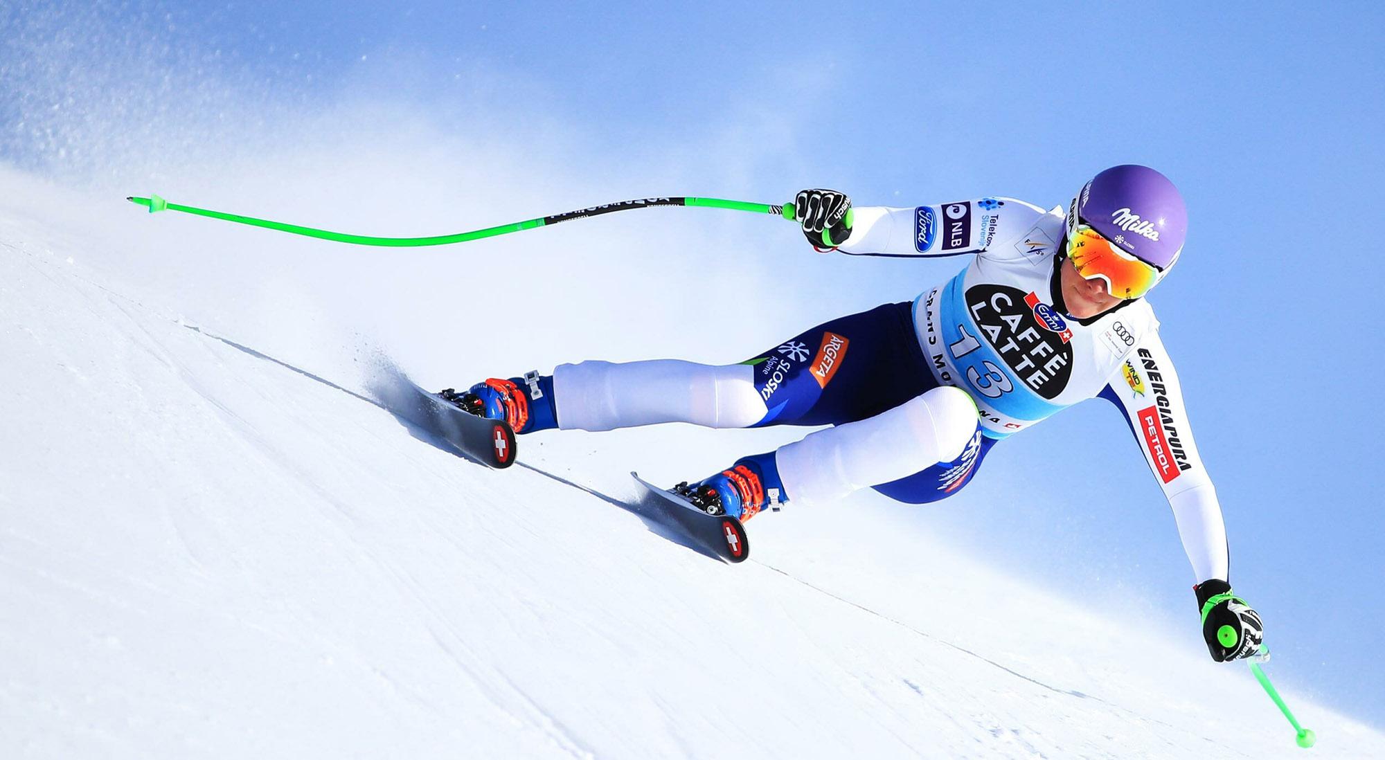 Athlet Petra Vlhova